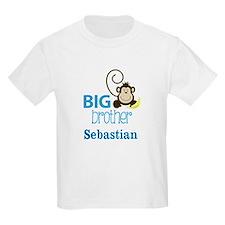 Big Brother Monkey T-Shirt - Add name