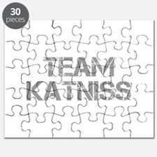TEAM-KATNISS-cap-gray Puzzle