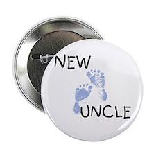 New Uncle (blue) Button