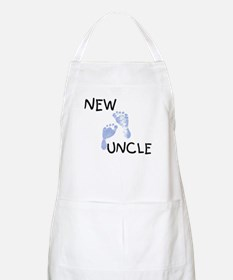 New Uncle (blue) BBQ Apron
