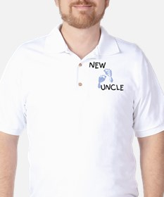 New Uncle (blue) Golf Shirt