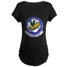 37th Airlift Squadron Maternity T-Shirt