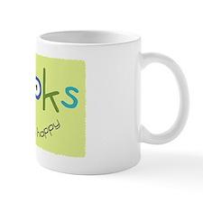 bookshappytote Mug