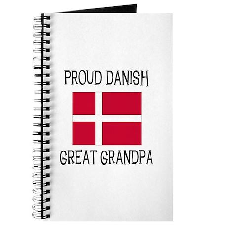 Danish Great Grandpa Journal