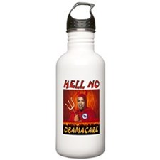 HELL NO Water Bottle