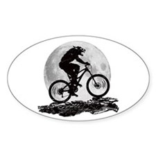 Howl at the Moon Decal