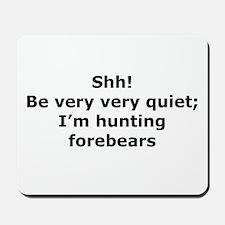 Hunting Forebears Mousepad
