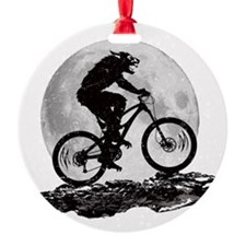 Howl at the Moon Ornament