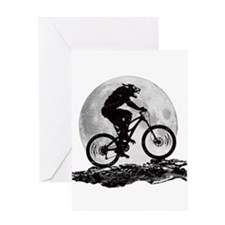 Howl at the Moon Greeting Cards