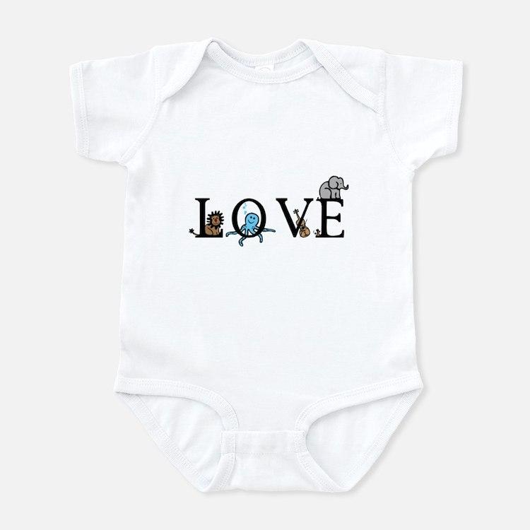 Love Infant Bodysuit