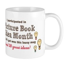 PiBoIdMo 2013 Winner Mug