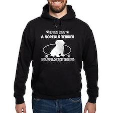 My Norfolk Terrier is more than a best friend Hood