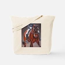 Dressage Intensity Tote Bag