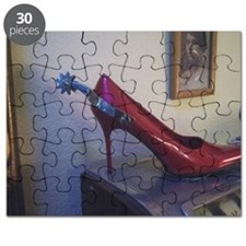 High heel spurs Puzzle