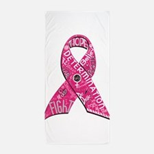 BCA Ribbon Talk Beach Towel