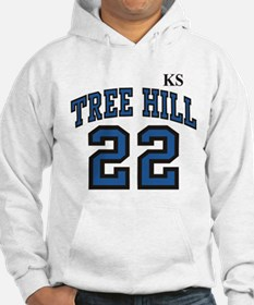 Nathan scott 23 tree hill basket ball Hoodie