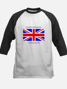 Portishead England Kids Baseball Jersey