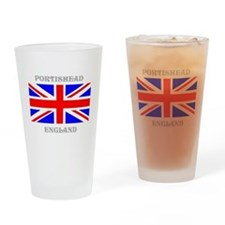 Portishead England Drinking Glass