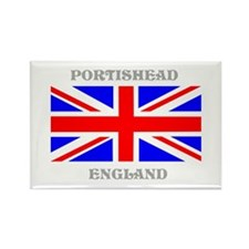 Portishead England Rectangle Magnet (10 pack)