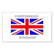 Portishead England Decal