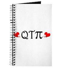 Q-T-Pi (Hearts) Journal