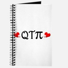 Q-T-Pi (Hearts) Journal