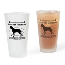 Become Rottweiler mommy designs Drinking Glass