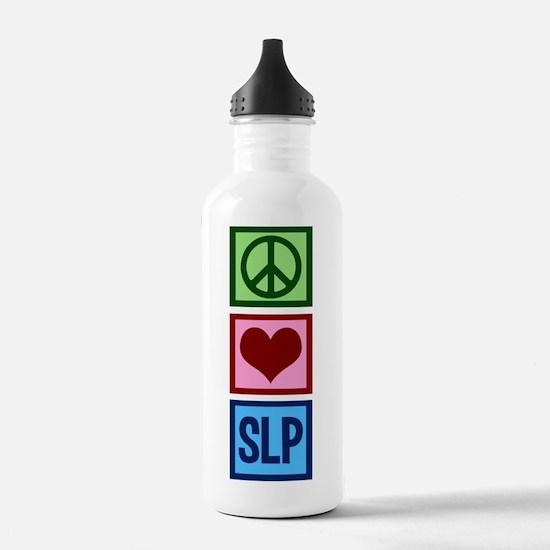 Speech Language Pathol Sports Water Bottle