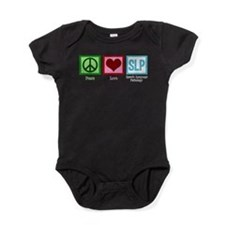 Speech-Language Pathology. Baby Bodysuit