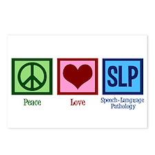 Speech-Language Pathology Postcards (Package of 8)