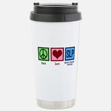 Speech-Language Patholo Stainless Steel Travel Mug