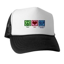 Speech-Language Pathology. Trucker Hat
