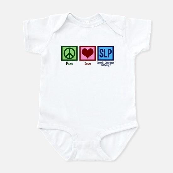 Speech Language Pathology Baby Light Bodysuit