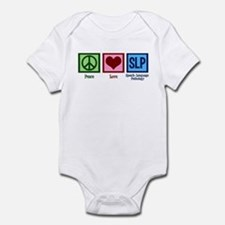 Speech-Language Pathology. Infant Bodysuit