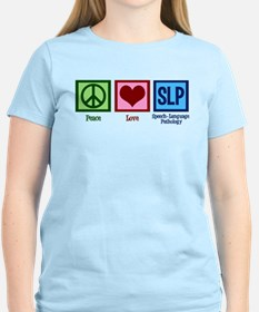 Speech-Language Pathology. T-Shirt
