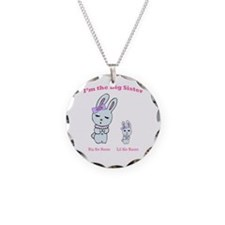 Personalizable Big Sister Necklace