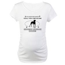 Become Rhodesian Ridgeback mommy designs Shirt