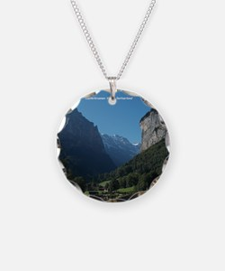 Lauterbrunnen Valley, Switze Necklace