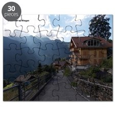 Wengen, Switzerland Puzzle