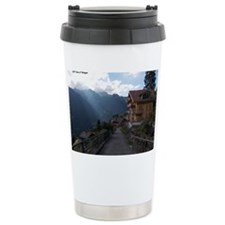 Wengen, Switzerland Travel Mug