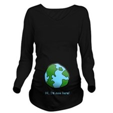 Im New Here Long Sleeve Maternity T-Shirt