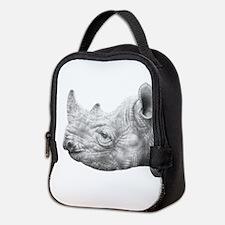 Black Rhino Neoprene Lunch Bag