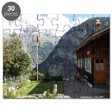 The View From Gimmelwald Puzzle