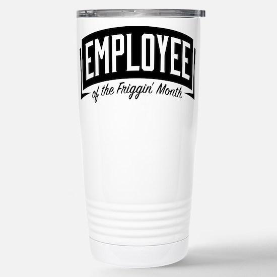 Employee of the F Travel Mug