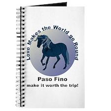 Paso Fino Worth the Trip! Journal