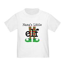 Nana's Little Elf T