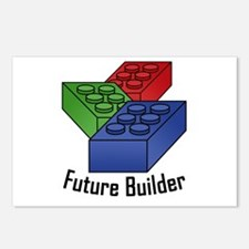 Future Builder Postcards (Package of 8)