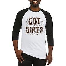 Got Dirt? Off Road 4x4 SUV Baseball Jersey
