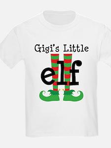 Gigi's Little Elf T-Shirt