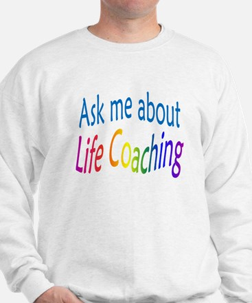 Ask me about Life Coaching Jumper